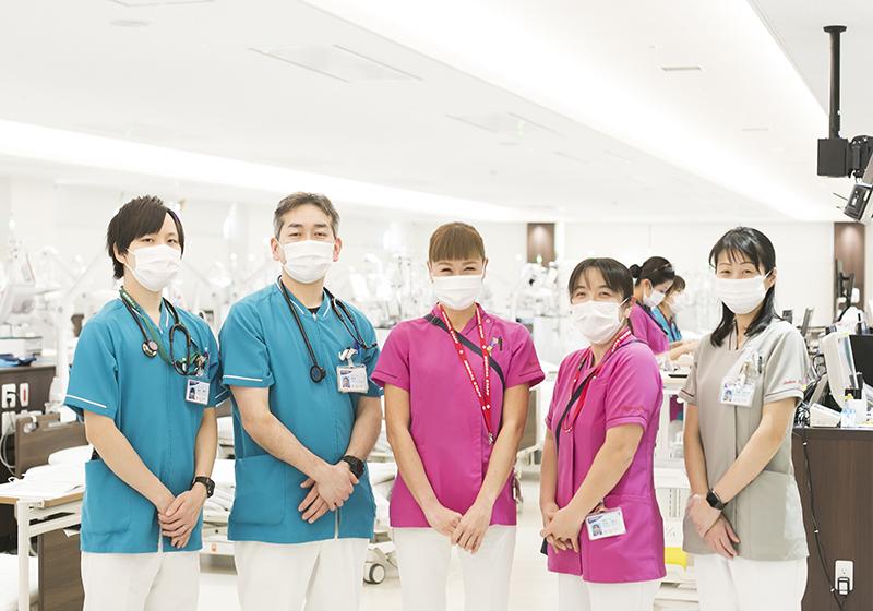臨床工学技士 看護師 臨床検査技師